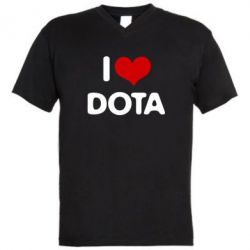 ������� ��������  � V-�������� ������� I love Dota - FatLine