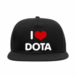 Снепбек I love Dota - FatLine