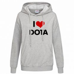 ������� ��������� I love Dota - FatLine