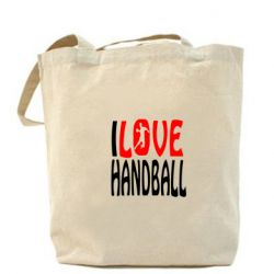 Сумка I love handball 3 - FatLine