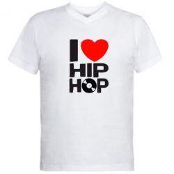 ������� ��������  � V-�������� ������� I love hip-hop - FatLine