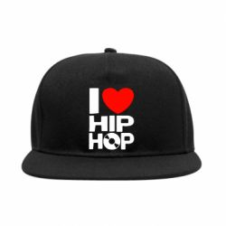 Снепбек I love hip-hop - FatLine