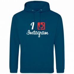 ������� ��������� I love Instagram - FatLine
