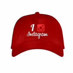 ������� ����� I love Instagram - FatLine