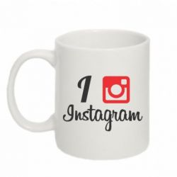 ������ I love Instagram - FatLine