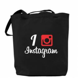 Сумка I love Instagram - FatLine