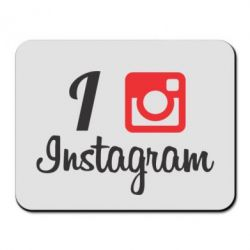 ������ ��� ���� I love Instagram - FatLine