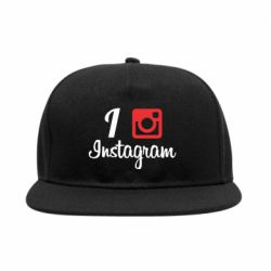 Снепбек I love Instagram