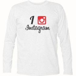 �������� � ������� ������� I love Instagram - FatLine