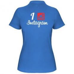 ������� �������� ���� I love Instagram - FatLine