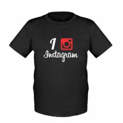 ������� �������� I love Instagram - FatLine
