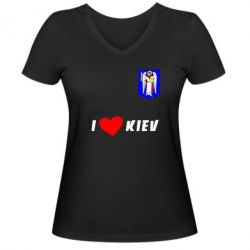 ������� �������� � V-�������� ������� I love Kiev - FatLine