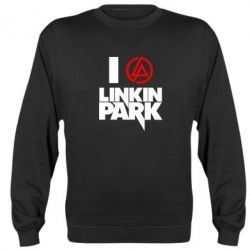 Реглан I love Linkin Park