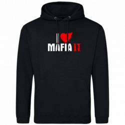 Толстовка I love Mafia 2 - FatLine