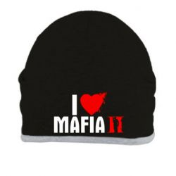 Шапка I love Mafia 2 - FatLine