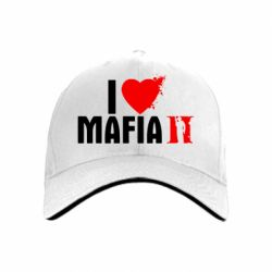 Кепка I love Mafia 2 - FatLine