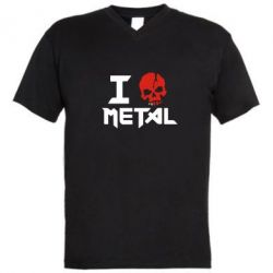 ������� ��������  � V-�������� ������� I love metal - FatLine