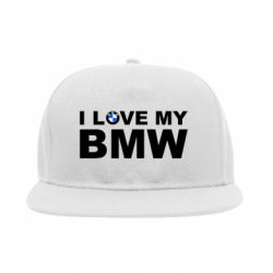 Снепбек I love my BMW - FatLine