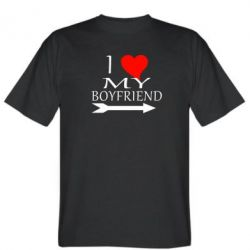 ������� �������� I love my boyfriend - FatLine