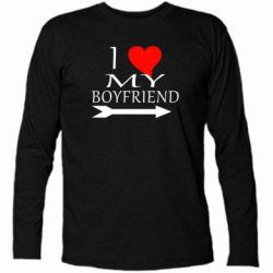 �������� � ������� ������� I love my boyfriend - FatLine