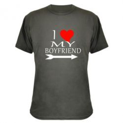 ����������� �������� I love my boyfriend - FatLine