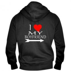 ������� ��������� �� ������ I love my boyfriend - FatLine