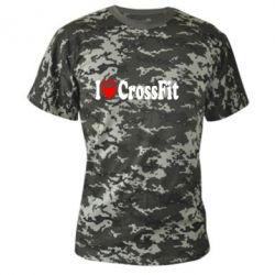 ����������� �������� I love my CrossFit - FatLine