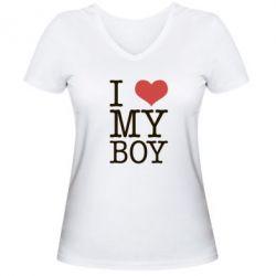 ������� �������� � V-�������� ������� I love my