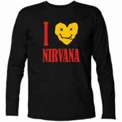�������� � ������� ������� I love Nirvana - FatLine