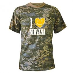 ����������� �������� I love Nirvana - FatLine