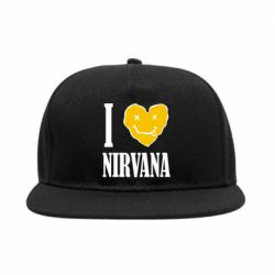 Снепбек I love Nirvana - FatLine