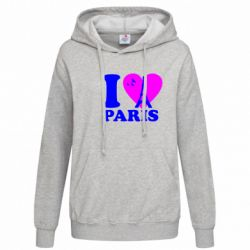 ������� ��������� I love Paris - FatLine