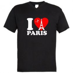 ������� ��������  � V-�������� ������� I love Paris - FatLine