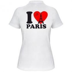 ������� �������� ���� I love Paris - FatLine