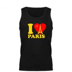 ������� ����� I love Paris - FatLine