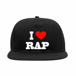 Снепбек I love rap - FatLine