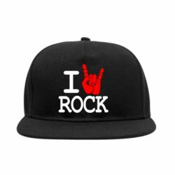Снепбек I love rock - FatLine