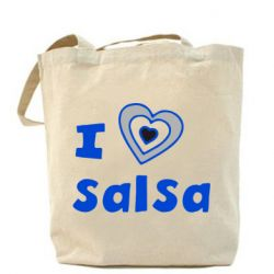 Сумка I love Salsa - FatLine