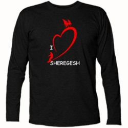 �������� � ������� ������� I love Sheregesh - FatLine