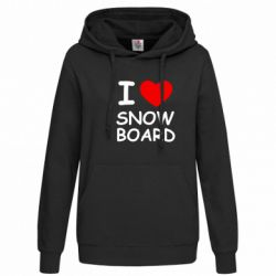 ������� ��������� I love Snow Board - FatLine