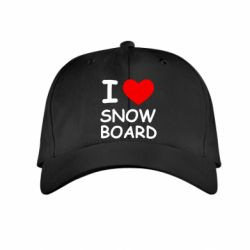 ������� ����� I love Snow Board - FatLine