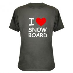 ����������� �������� I love Snow Board - FatLine
