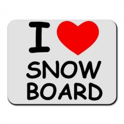 ������ ��� ���� I love Snow Board - FatLine