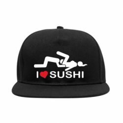 Снепбек I love sushi - FatLine