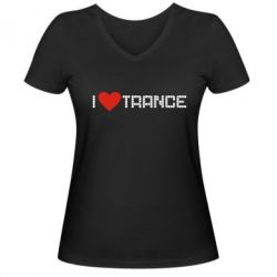 ������� �������� � V-�������� ������� i love trance - FatLine