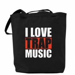 Сумка I love TRAP Music - FatLine