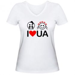 ������� �������� � V-�������� ������� I love UA (����� � ��������) - FatLine