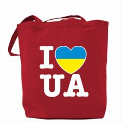 Сумка I love UA - FatLine