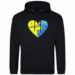��������� I love Ukraine ����� - FatLine