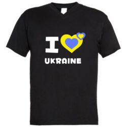 ������� ��������  � V-�������� ������� I love Ukraine - FatLine